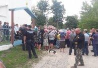 На Волині знову церковні розбірки: у Доротищі і Боблах пошарпалися парафіяни УПЦ МП і ПЦУ