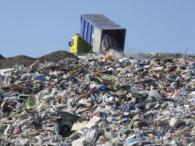 На луцькому звалищі знищать станцію сортування сміття (відео)