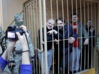 Судилище у Москві залишило українських моряків за ґратами