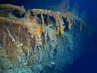 Через 107 років після катастрофи: як виглядає зараз славнозвісний «Титанік» (відео)