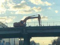 В Києві появився свій «міст дурнів» (фото)