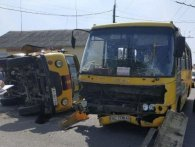 У ДТП у Луцьку постраждало п'ятеро пасажирів: офіційна версія
