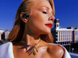 Гімн із «фішечками»: шикарна Кароль на даху і «хіп-хоп-гуцулка» Аліна Паш (відео)