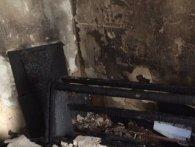 У Луцьку горіла квартира – мало не загинула дитина