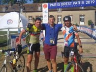 Понад 1200 кілометрів за 90 годин здолав велосипедист із Рівненщини