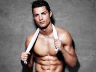 Роналду знявся в гарячій фотосесії з українською моделлю
