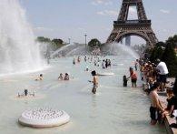 У Франції від аномальної спеки загинули 1500 осіб