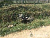 На Буковині у страшній ДТП загинув 8-річний хлопчик на квадроциклі (відео)