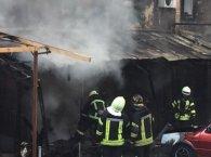Київ у чорному диму: в столиці вирують дві сильні пожежі (фото і відео)