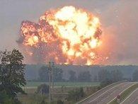 На складах у Калинівці знов лунають вибухи