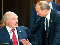 Лукашенко відмовився об'єднуватися з Путіним