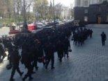 Сутички під Офісом Президента: побилися інвестори з поліцією