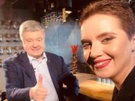 Порошенко повідав на камеру, що забув у нього вдома кум Путіна (відео)